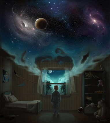 imagination and dreaming