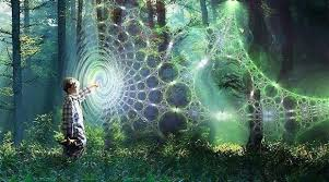 vibrations and energy in words and speach