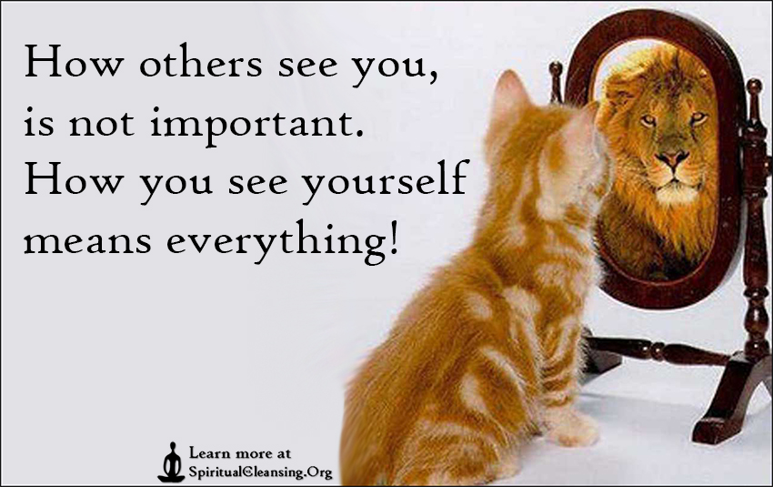 Not How Others See You Is Important Quotes