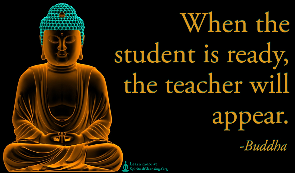 quote laozi when student ready teacher will appear