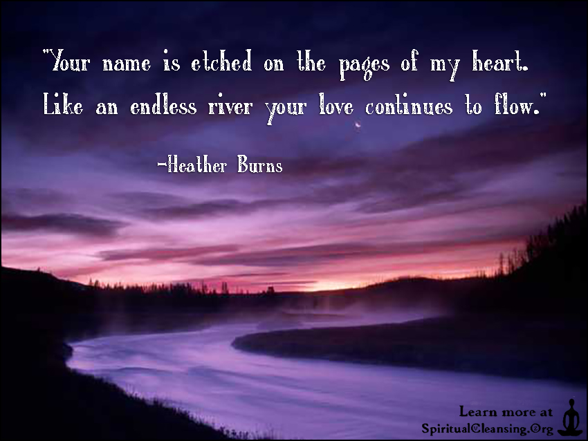 10 Rumi Quotes Ancient Wisdom For Today S Happiness: Your Name Is Etched On The Pages Of My Heart