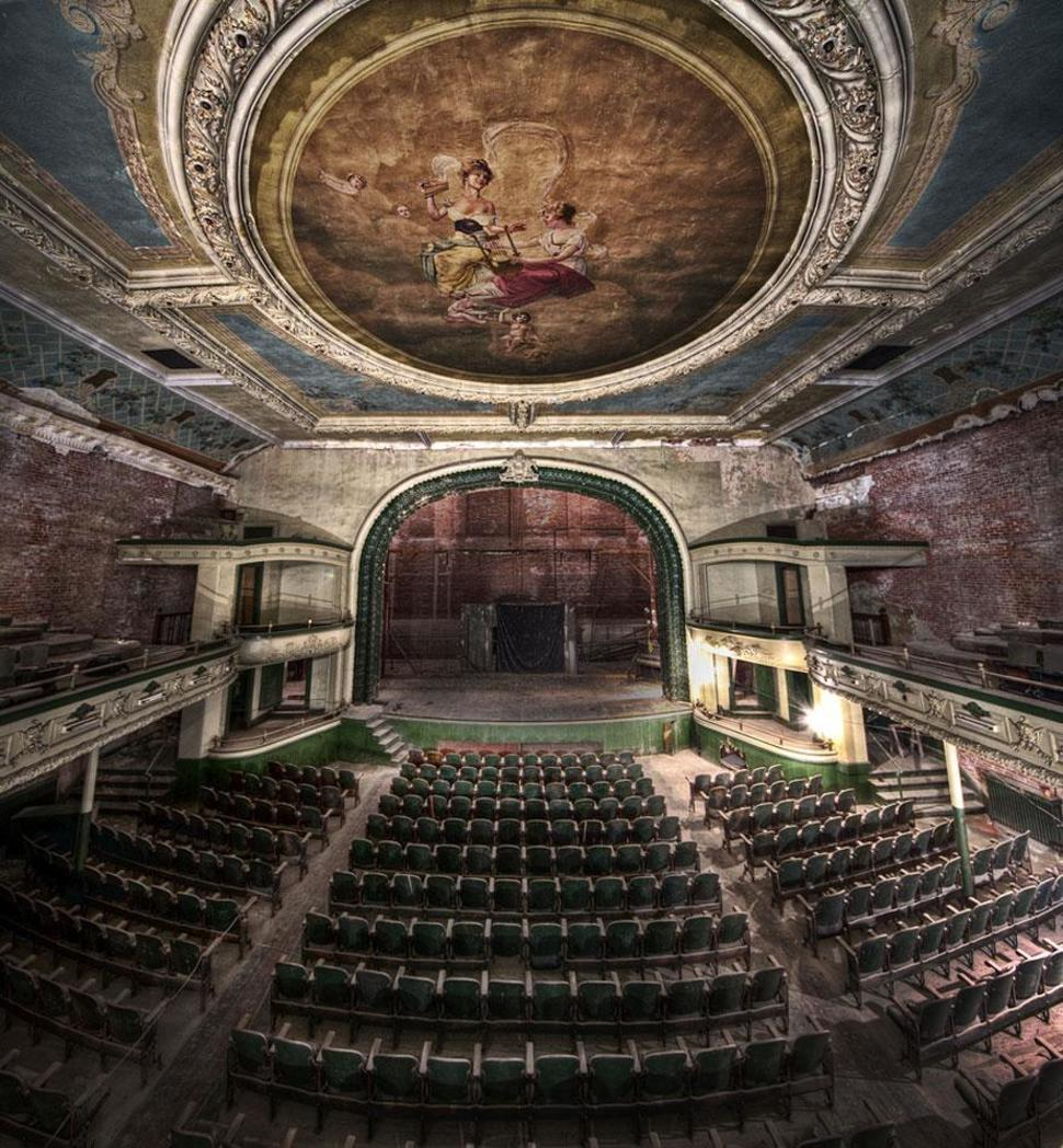 Orpheum Auditorium - New Bedford, Massachusetts
