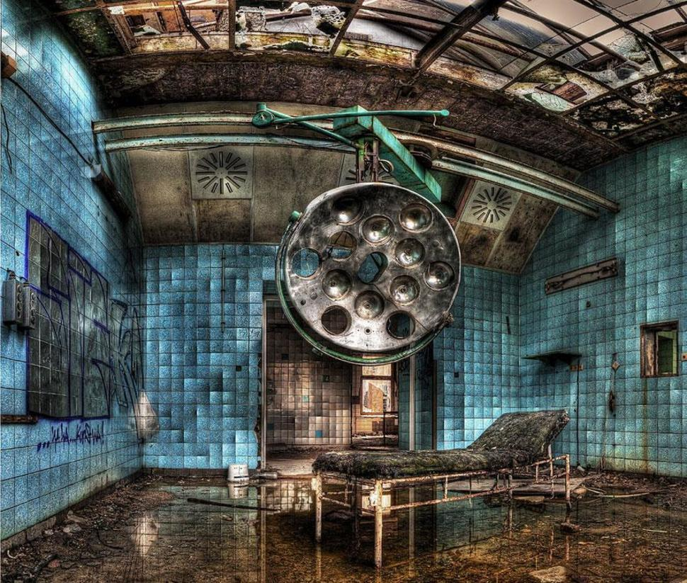 Military Hospital - Beelitz, Germany