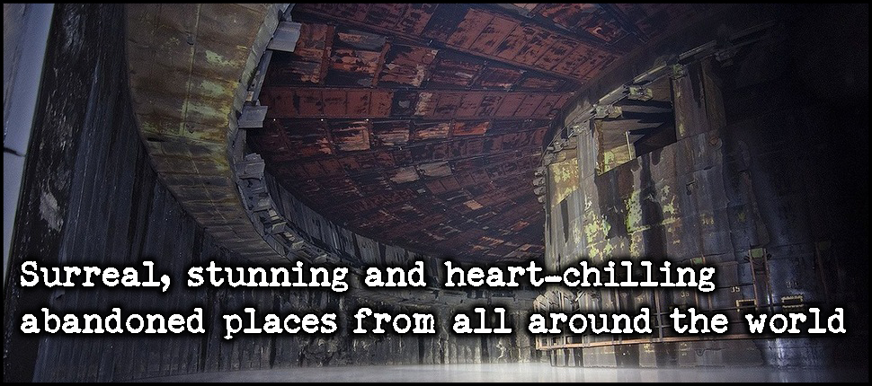 Abandoned Places From All