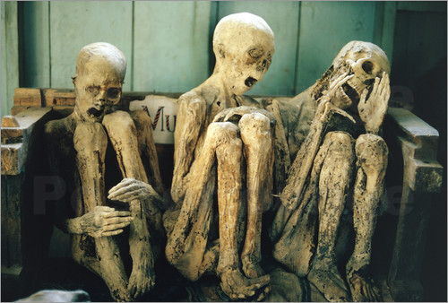 Fire Mummies of the Philippines