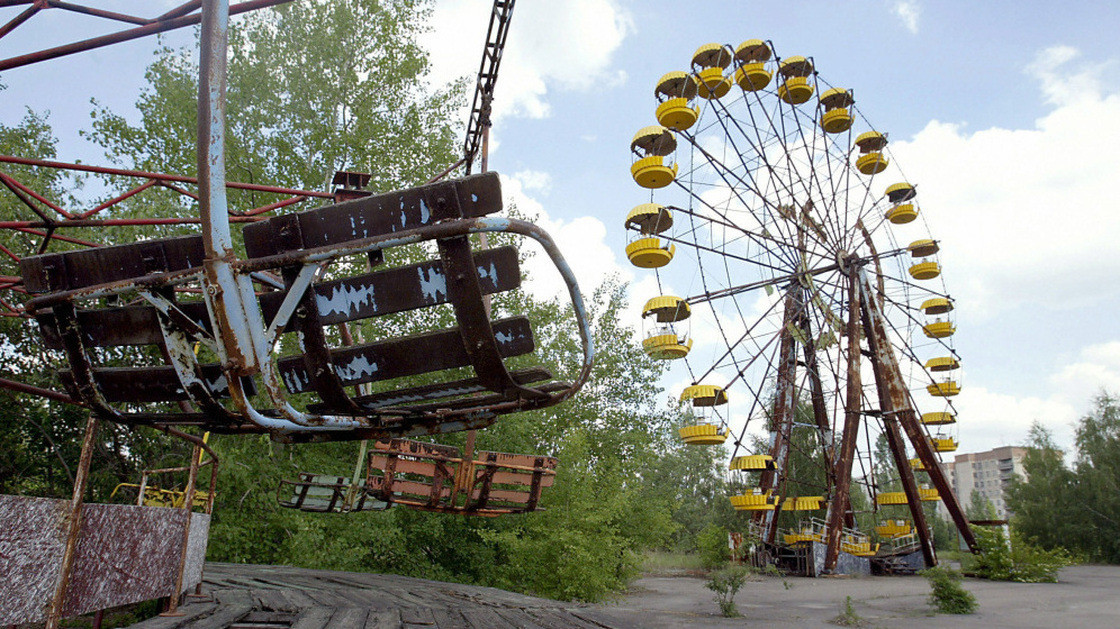 The Amusement Park of Chernobyl