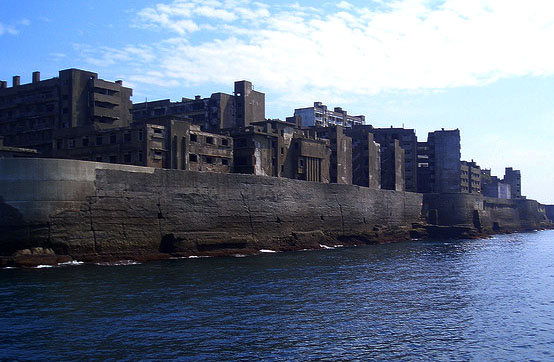 The Island Of Gunkanjima