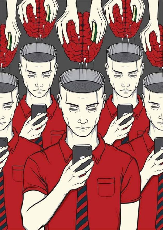 Technology is destroying our ability to think