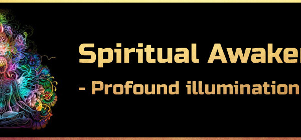 Spiritual Awakening - Profound illumination featured