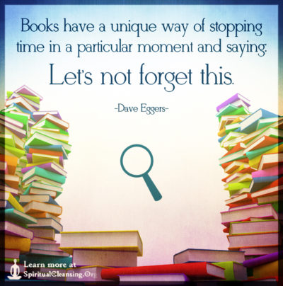 Books have a unique way of stopping time in a particular moment